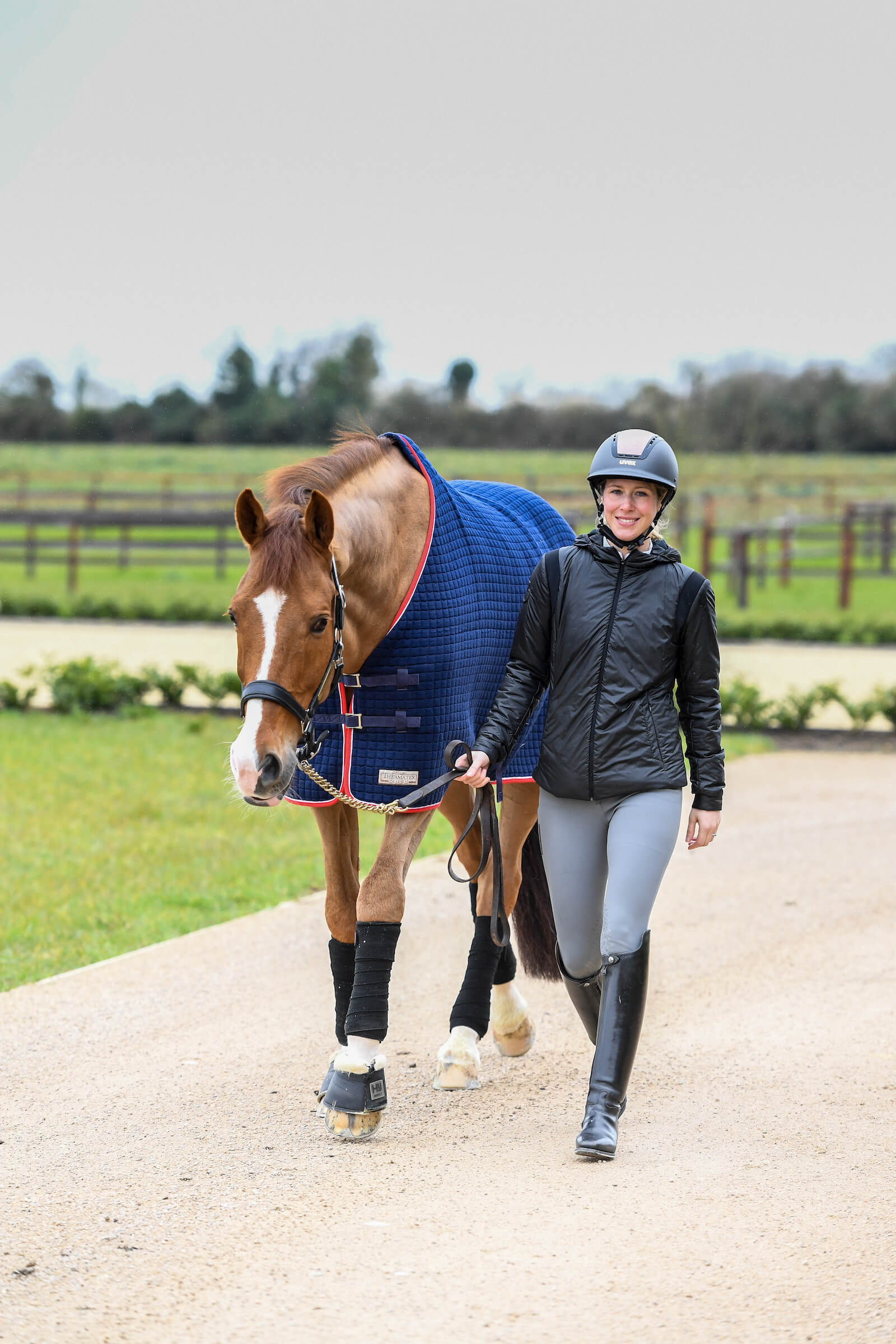 "British Dressage South West ""Mornings with Laura"""
