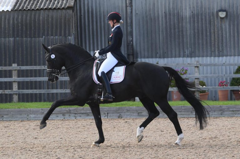 Laura at Your Horse (Virtually!) Live 10th – 11th April