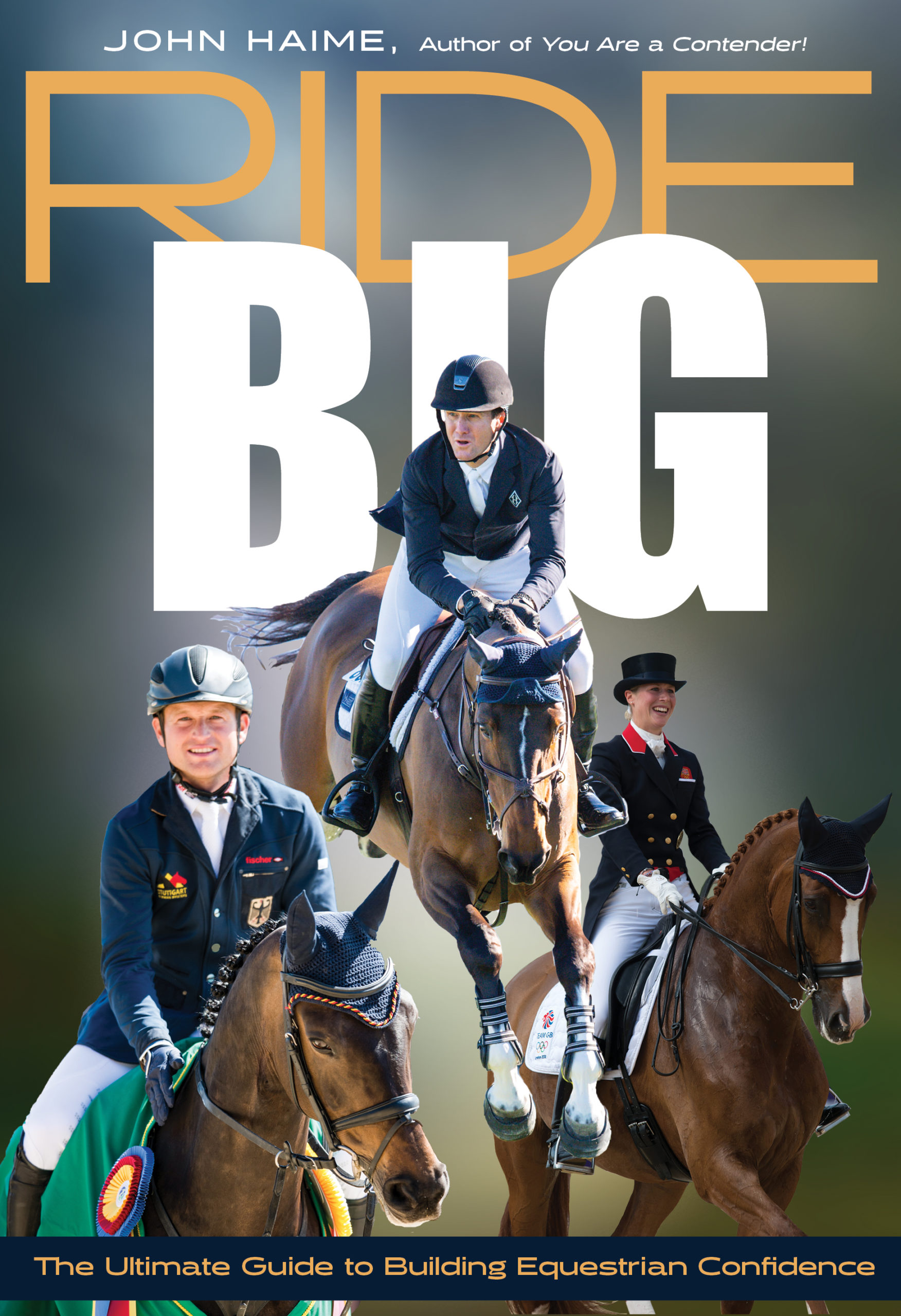 New Book on Rider Confidence 'Ride Big' Launches in UK Today
